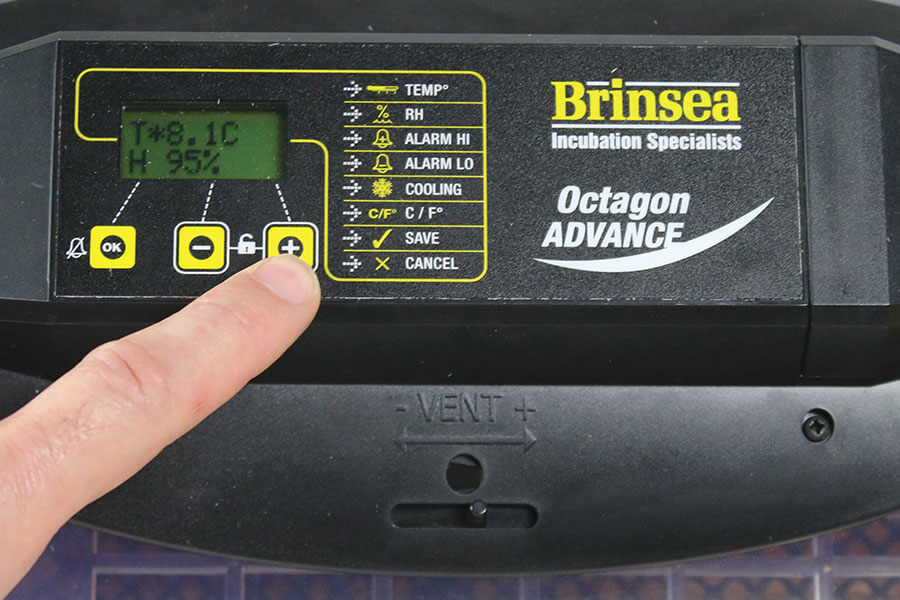 brinsea octagon 20 advance instructions